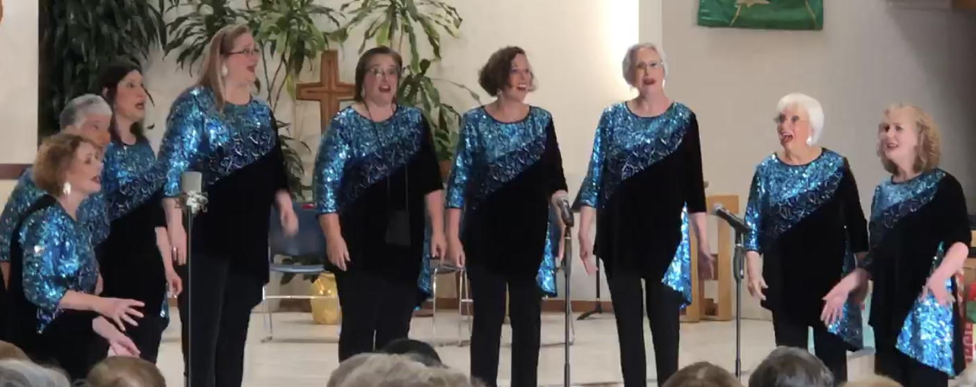 Sisters In A Chord double quartet